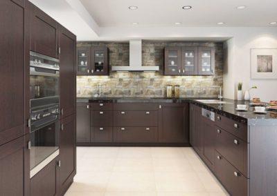 kuchyne do tvaru L